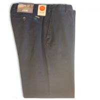 Winter Weight Cotton Blend Travel Trouser by Meyer - Style Oslo 2-5552/18